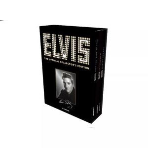 Other - Elvis the official collector's edition 10 DVD Set.